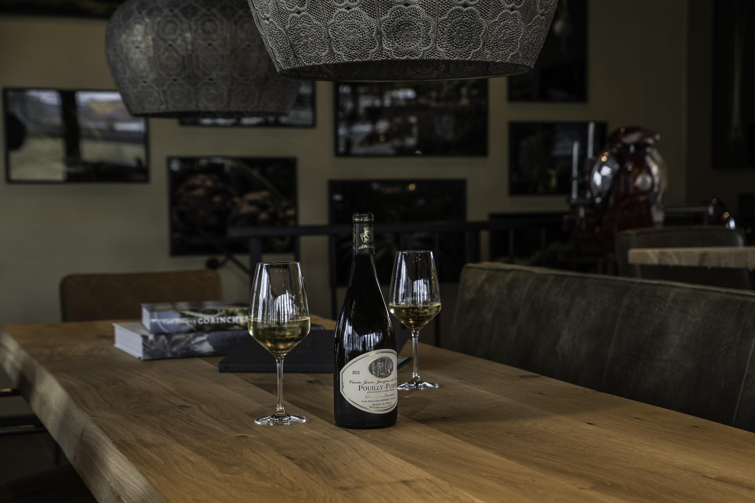 restaurant Stoute Karel te Gorinchem